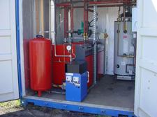 200kw Boiler With Water Heater