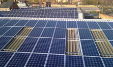Solar ELectricity Installation Example