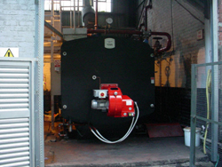 Steam Boiler by Heatpro
