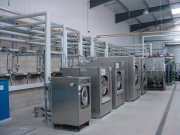 Installation of heating and laundry equipment